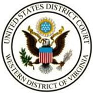 United States District Court Western District Of Virginia